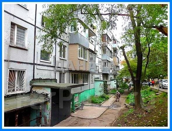 1-комнатная, улица Кирова 54. Вторая речка, частное лицо, 34 кв.м. Дом снаружи