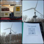 Генераторы ветровые.
