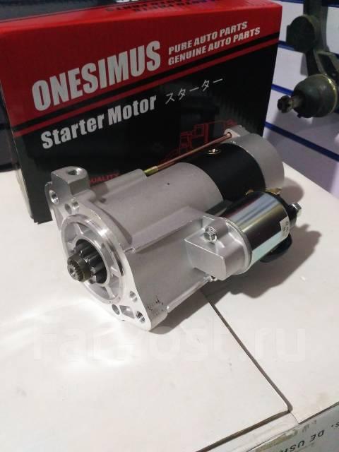 Стартер. Mitsubishi: Delica Space Gear, Delica, Canter, Challenger, Pajero Двигатель 4M40