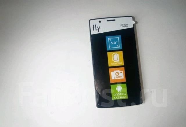 Fly FS501 Nimbus 3. Б/у