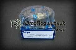 Подшипник HM88649/10 (KOYO) 35*72*25 90368-34007, 90368-34049 Toyota Ipsum, 3SFE