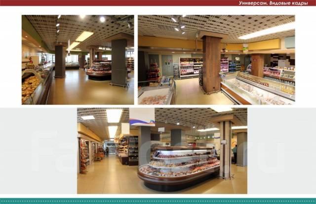 Помещение под супермаркет в ЖК «Алые паруса» от застройщика. Улица Крыгина 105 стр. 2, р-н Эгершельд, 810 кв.м.