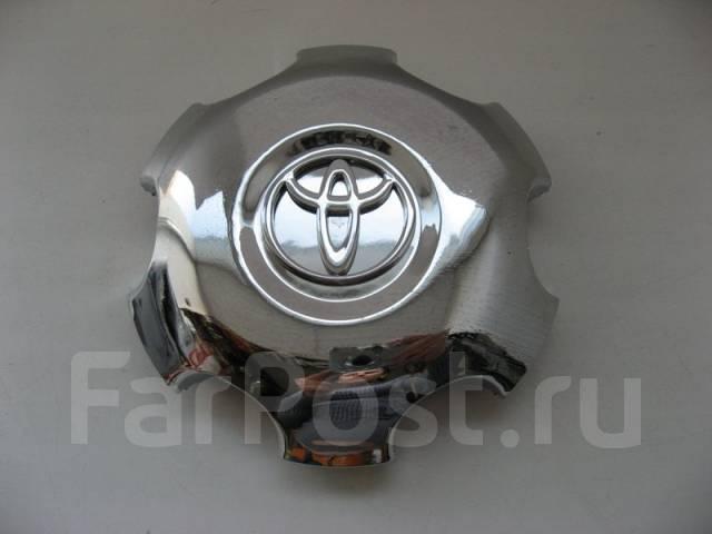 """Колпак колесный Toyota Land Cruiser Prado 95. Диаметр 13"""", 4 шт."""