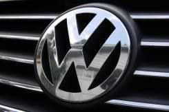 Эмблема решетки. Volkswagen Touareg, 7LA,, 7L6,, 7L7, 7LA, 7L6