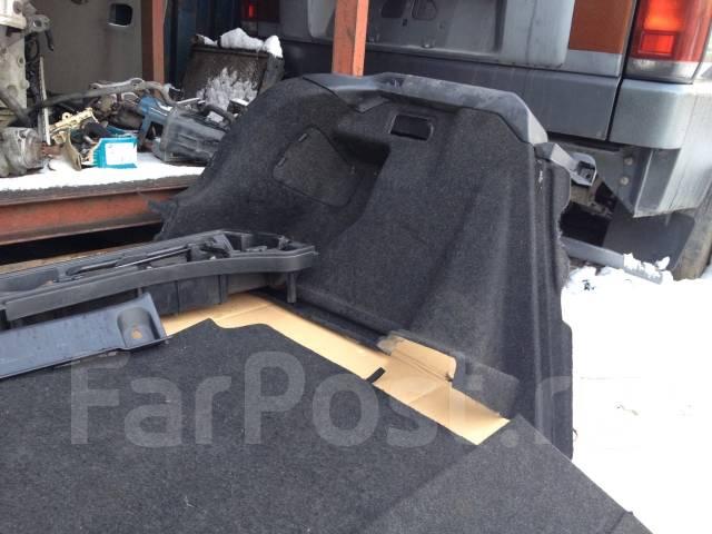 Обшивка багажника. Toyota Allex, ZZE123 Toyota Corolla Runx, ZZE123 Двигатель 2ZZGE