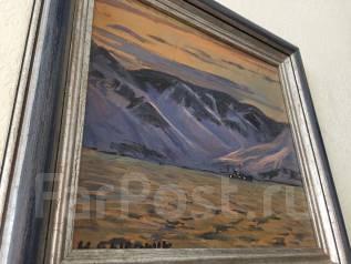 """Продам картину """"Залив Креста"""" 1989г., автора И. В. Рыбачук"""