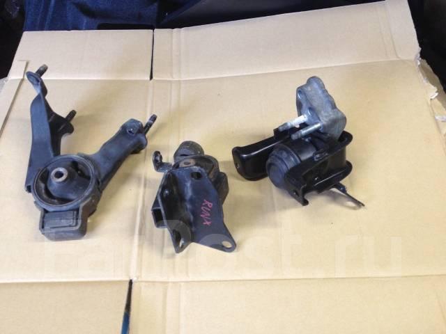 Подушка двигателя. Toyota Corolla Runx, ZZE123 Toyota Allex, ZZE123 Двигатель 2ZZGE