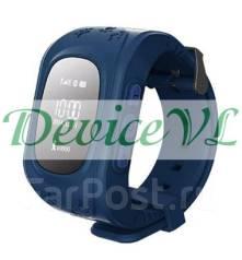Детские часы с GPS трекером Smart Baby Watch Q50. DeviceVL