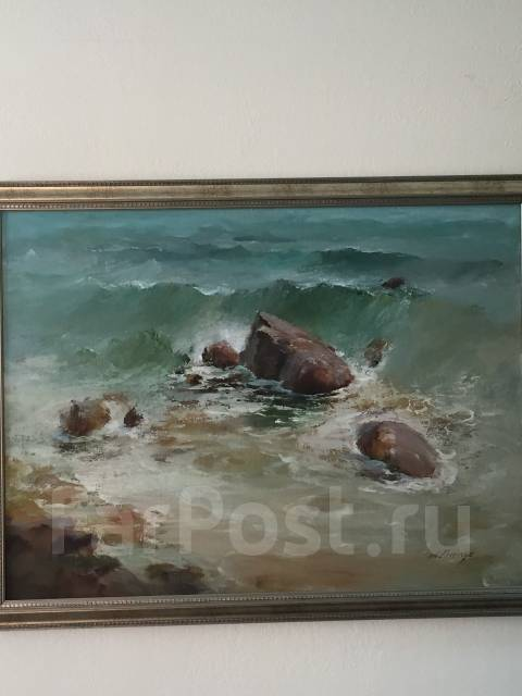 "Продам картину ""Море"" 2005-2006г., автора Конончук"