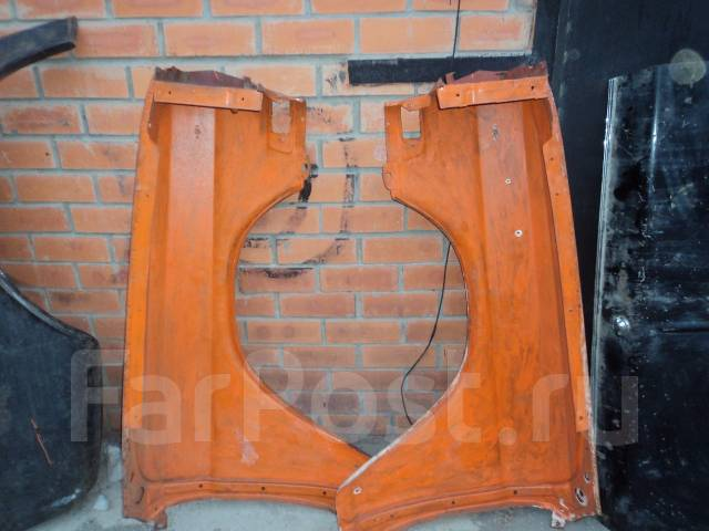 Вставка багажника. ГАЗ Волга ГАЗ 24 Волга