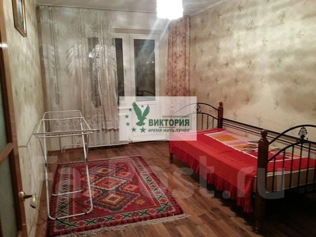 3-комнатная, улица Кирова 25. центр, агентство, 60 кв.м. Вторая фотография комнаты