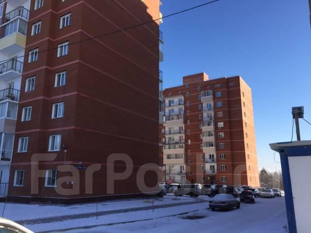 1-комнатная, улица Ясная 44. Краснофлотский, частное лицо, 42 кв.м. Дом снаружи