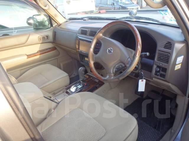 Nissan Safari. WFGY61, TB48DE