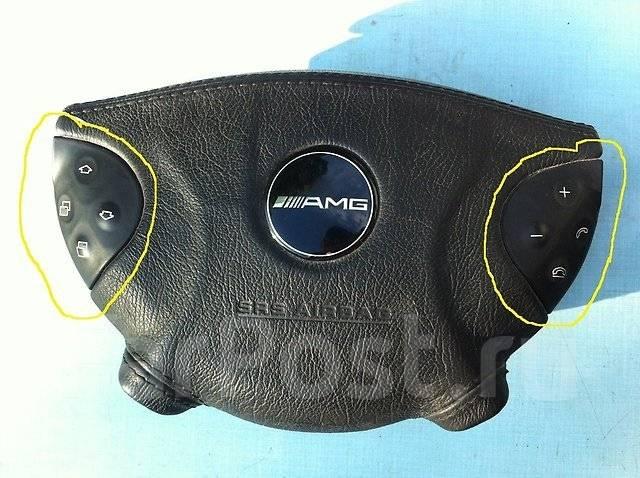 Подушка безопасности. Mercedes-Benz G-Class, W463