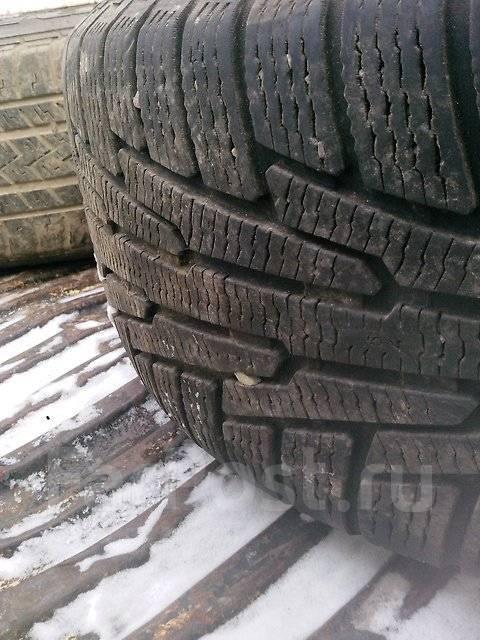 Комплект колёс Mercedes-Benz GLМL Class X164 W164 Nokian Hakkapeliitta. 8.5x19 5x112.00 ET56