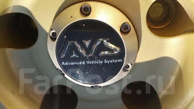 AVS Model 6. 7.0x17, 5x114.30, ET30, ЦО 72,0мм.