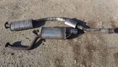 Насадка на глушитель. Toyota Chaser, JZX100 Двигатель 1JZGTE
