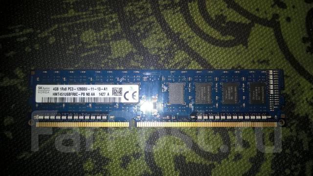 Продам оперативную память DDR 3 4GB или обменяю на блок питания 350+