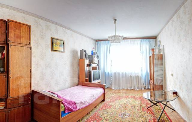 3-комнатная, улица Тихоокеанская 188. Краснофлотский, агентство, 68 кв.м.
