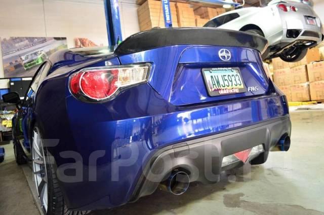 Спойлер. Toyota GT 86. Под заказ