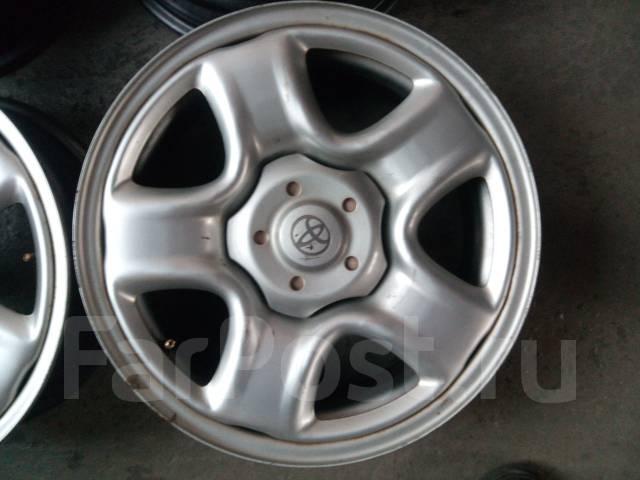 Toyota. 6.5x16, 5x114.30, ЦО 59,0мм.