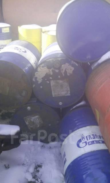 Бочки пустые из под масла продам
