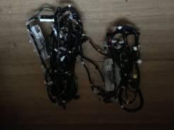 Проводка салона. Toyota Mark II, JZX110 Двигатель 1JZFSE