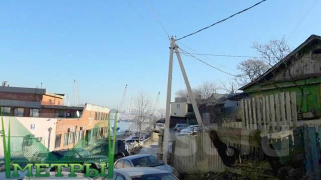 Дом с участком 6 соток во Владивостоке. Улица Розничная 17а, р-н Эгершельд, площадь дома 45 кв.м., централизованный водопровод, отопление централизов...