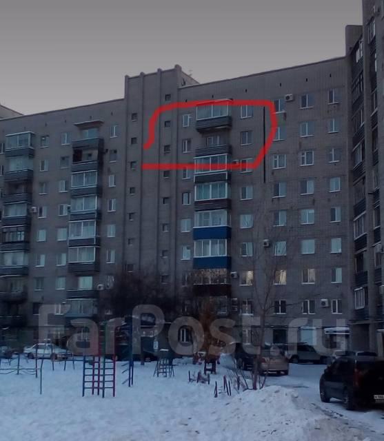 3-комнатная, аллея Труда 59. Центральный, частное лицо, 62 кв.м. Дом снаружи