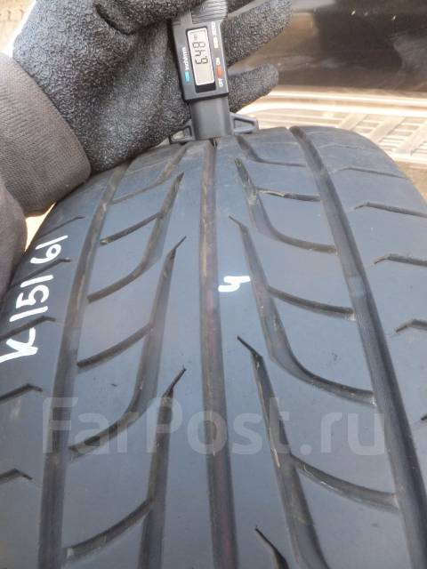 Firestone Firehawk Wide Oval. Летние, износ: 10%, 4 шт. Под заказ