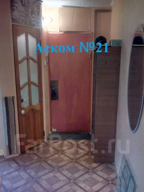 2-комнатная, улица Кирова 26. Вторая речка, агентство, 44 кв.м. Прихожая