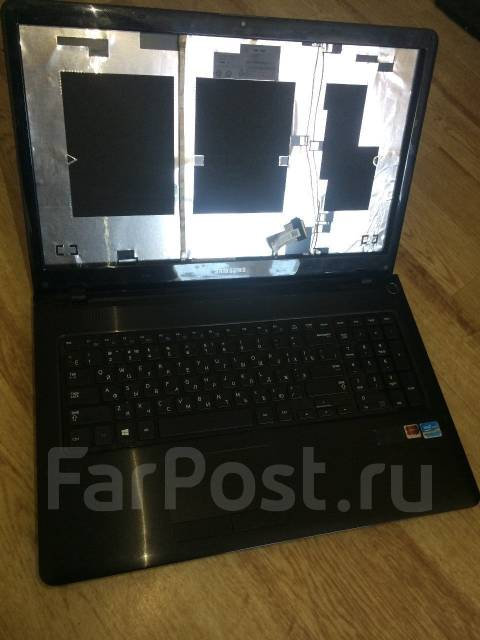 """Samsung 350E7C. 17.3"""", WiFi, Bluetooth"""