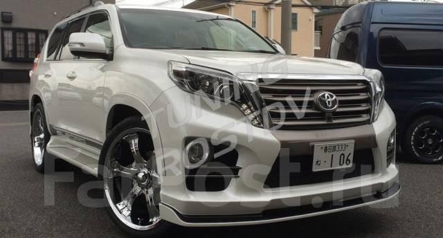 Бампер. Toyota Land Cruiser Prado, GDJ150L, GRJ151, GDJ150W, GRJ150, GDJ151W, GRJ150L, TRJ150, KDJ150L, GRJ150W, GRJ151W, TRJ150W