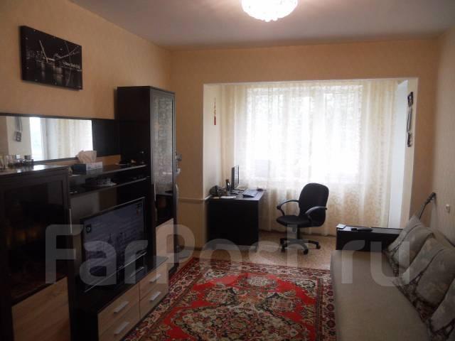 3-комнатная, улица Замараева 25. Центр, частное лицо, 64 кв.м.