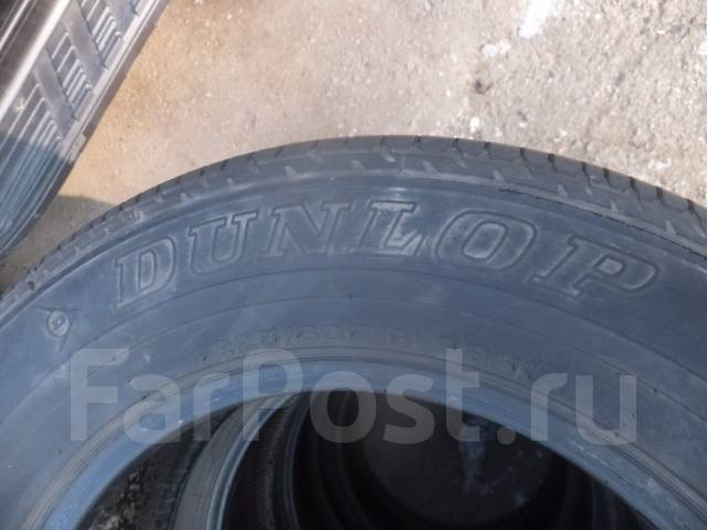 Dunlop SP Sport 270. Летние, 2003 год, износ: 10%, 4 шт. Под заказ