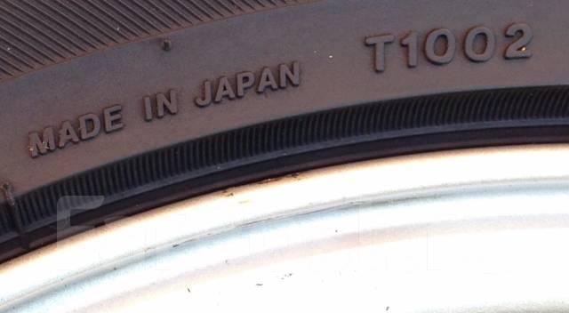Оригинальные диски Subaru + Спорт лето 2012 год 95% остаток Japan. 6.5x16 5x100.00 ET55 ЦО 55,0мм.