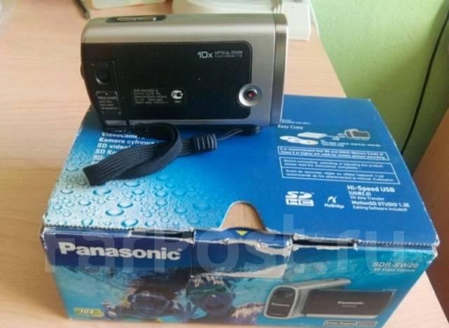 Panasonic. без объектива