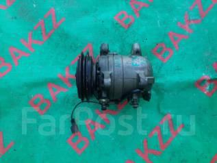 Компрессор кондиционера. Nissan Atlas, H4F23 Двигатель KA20DE