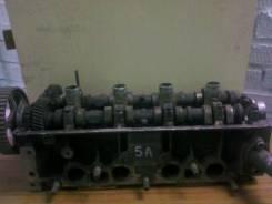 Головка блока цилиндров. Toyota Carina Двигатели: 5AFE, 5AF