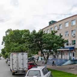 Сдаются помещения от собственника 330 руб. м. кв. Улица Лазо 11, р-н Центр, 33 кв.м., цена указана за квадратный метр в месяц. Дом снаружи