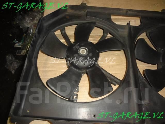 Диффузор. Nissan X-Trail, T30, NT30 Двигатель QR20DE