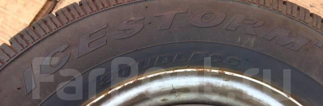 Pirelli Winter Ice Storm. Зимние, без шипов, износ: 10%, 4 шт