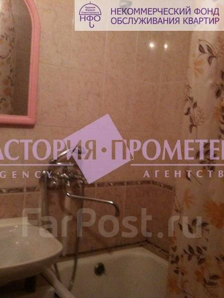 Гостинка, улица Вязовая 2. Чуркин, агентство, 30 кв.м. Сан. узел