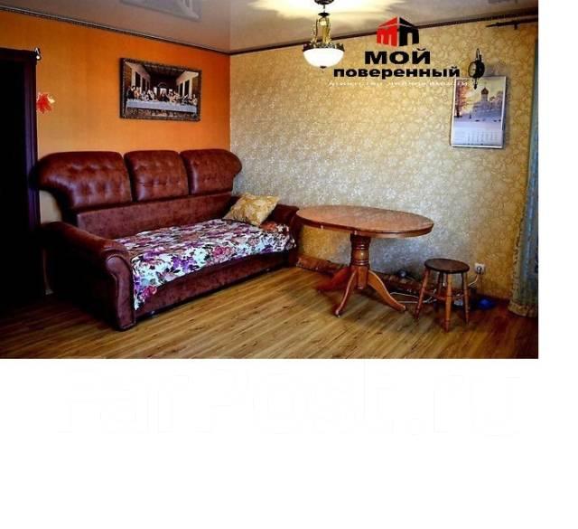 2-комнатная, улица Калинина 115а. Чуркин, агентство, 57 кв.м. Интерьер