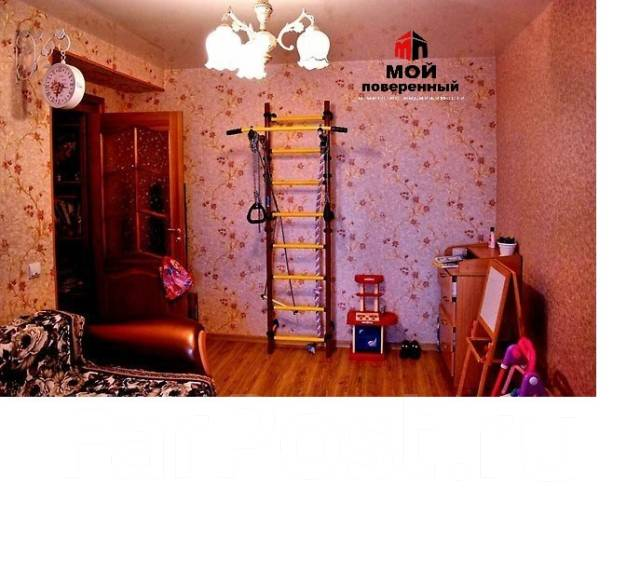 2-комнатная, улица Калинина 115а. Чуркин, агентство, 57 кв.м.
