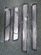 Накладка на порог. Toyota Camry, ACV51, ASV50, AVV50, ASV51, GSV50