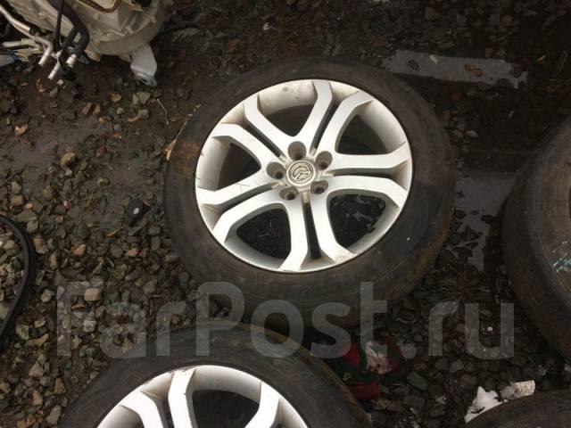 Отличные летние колеса Mazda 225/55/R18. 7.0x18 5x114.30 ET45