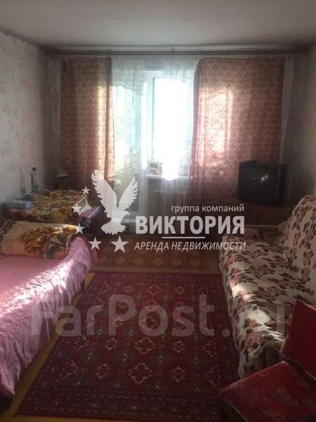 1-комнатная, улица Карбышева 12. БАМ, агентство, 32 кв.м. Комната