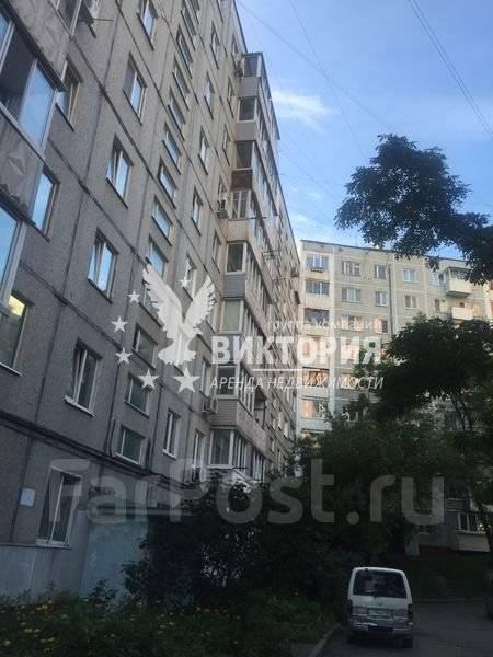 1-комнатная, улица Карбышева 12. БАМ, агентство, 32 кв.м. Дом снаружи