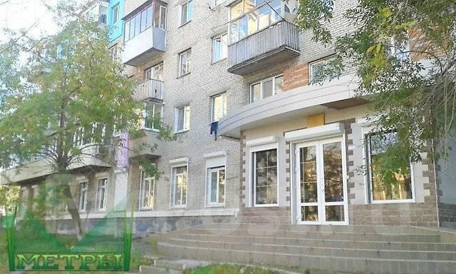 2-комнатная, улица Калинина 21. Чуркин, агентство, 44 кв.м. Дом снаружи
